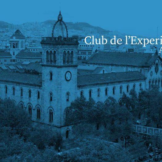 Club de l'Experiència Alumni: sessió informativa i visita guiada
