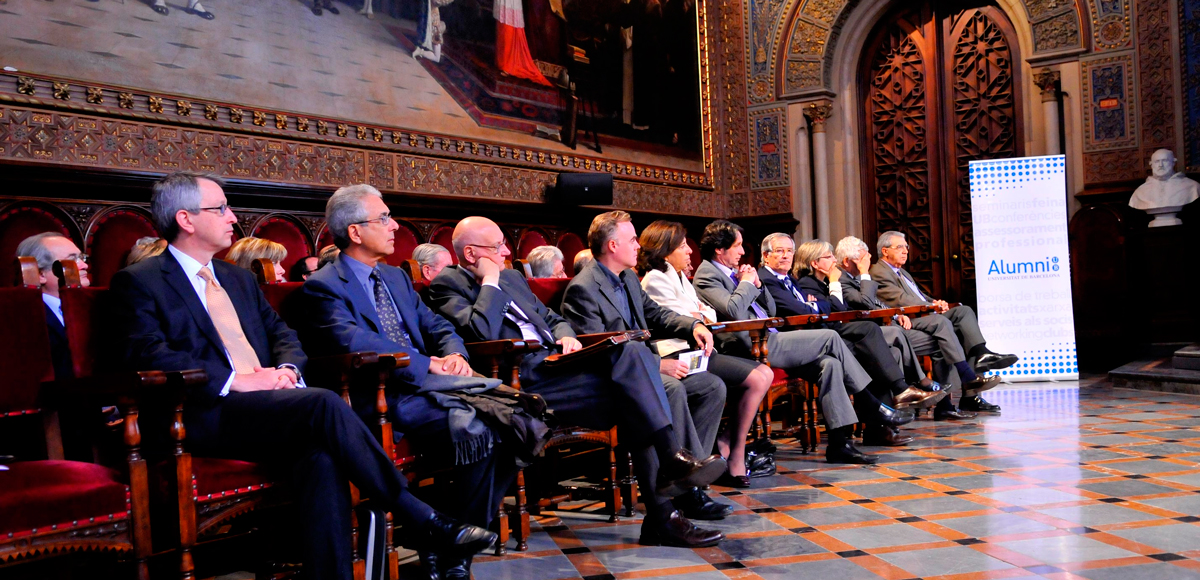 Consell Alumni Universitat de Barcelona