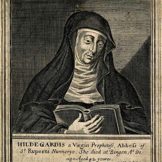 L' univers vivent i sonor de Hildegarda de Bingen