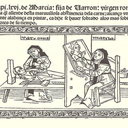 Les dones del monestir de Santa Clara de Manresa en l'època medieval