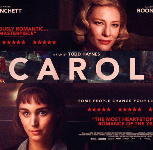 "Cinefòrum Duoda. Significant mirades. Pel·lícula: ""Carol"""