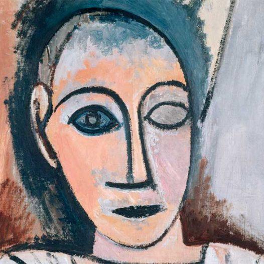 Picasso ròmanic al MNAC. Visita comentada