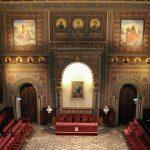 Visita guiada a l'Edifici Històric i el Seminari Conciliar i comentari d'una de les obres del Museu del Prado a la Universitat de Barcelona.