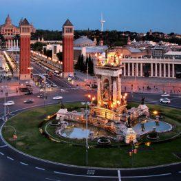 Barcelona a vol d'ocell. Sortida Club Experiència Alumni Universitat de Barcelona
