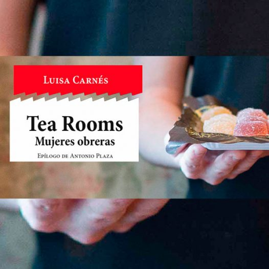 Club de Lectura Alumni UB · Tea rooms