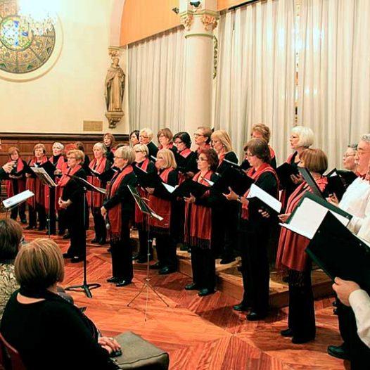 Concert de Nadal per la Coral Gaudium