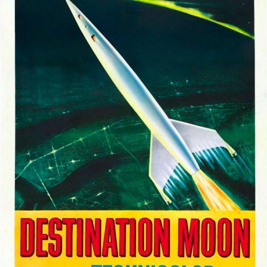 Club de l'Experiència · Cinefòrum Astronomia i cinema · Con destino a la Luna
