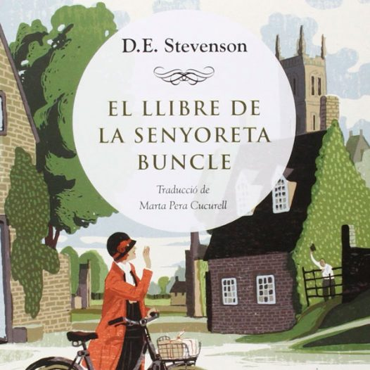 Club de Lectura Alumni UB · El llibre de la senyoreta Buncle