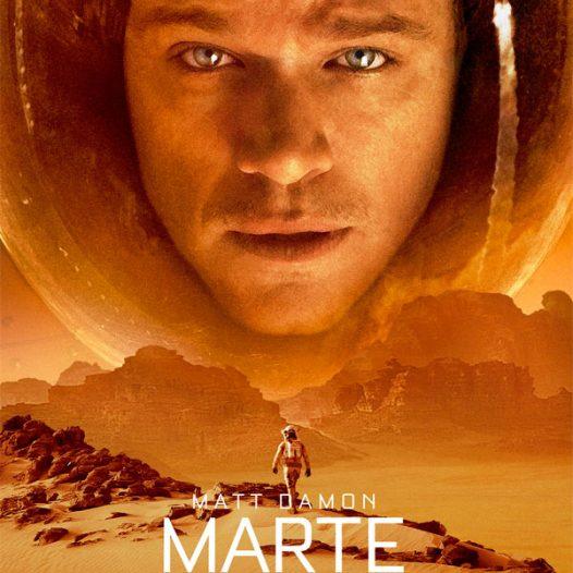 Club de l'Experiència · Cinefòrum Astronomia i cinema · Marte
