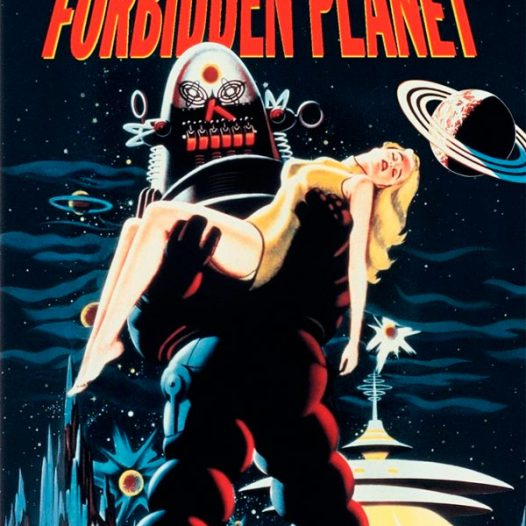 Club de l'Experiència · Cinefòrum Astronomia i cinema · Planeta prohibido
