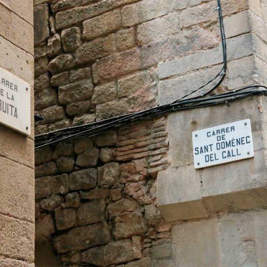 Club de l'Experiència · Descobrint la Barcelona jueva: ruta a peu