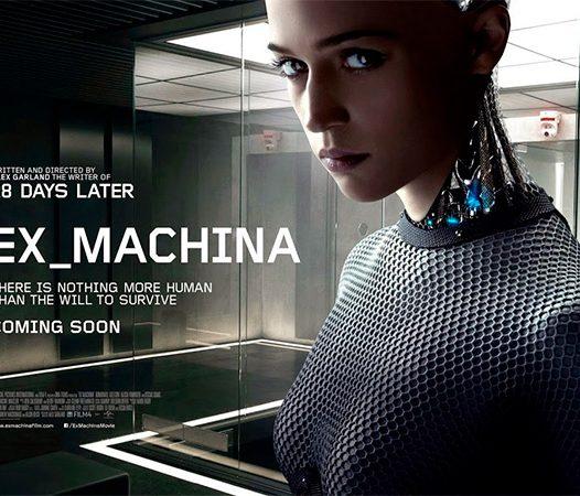 Club de l'Experiència · Cinefòrum · Els conflictes bioètics a la gran pantalla · Ex Machina