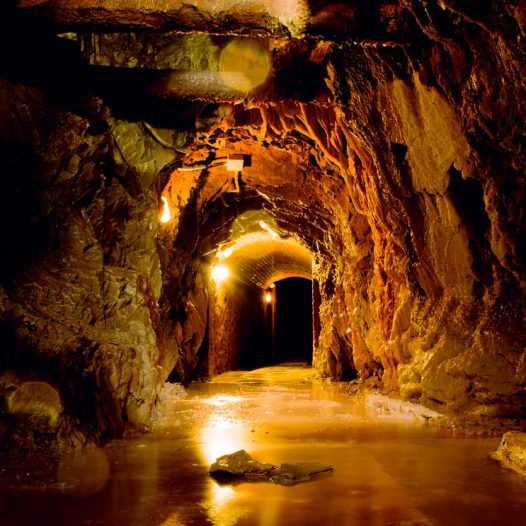 Club de l'Experiència · Visita a les mines de Bellmunt del Priorat