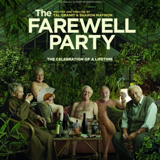 Club de l'Experiència · Cinefòrum · Els conflictes bioètics a la gran pantalla · La festa de comiat