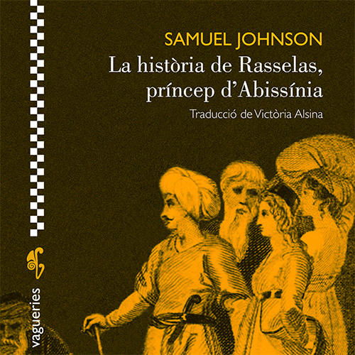 Club de Lectura Alumni UB · La història de Rasselas, príncep d'Absínia