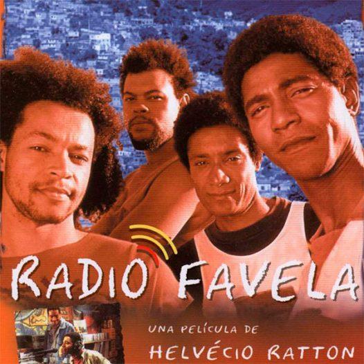 Club de l'Experiència · Cicle cinefòrum · El cinema i els drets humans: la llibertat d'expressió · Radio Favela