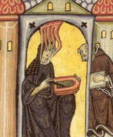 Club de l'Experiència · Dones de ciència retrobades en la història · L'univers vivent d'Hildegarda de Bingen