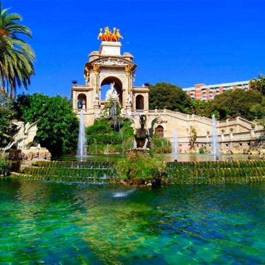 Club de l'Experiència · Passejada per redescobrir el Parc de la Ciutadella