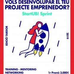 Poster Startub Sprint 1