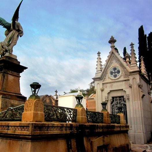 Club de l'Experiència · Visita comentada al cementiri de Sant Gervasi
