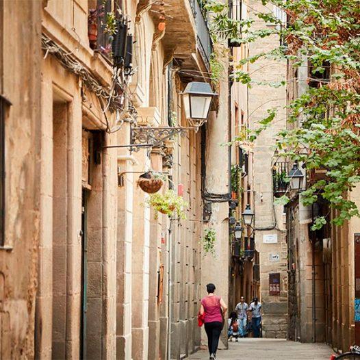 El Call Menor de Barcelona