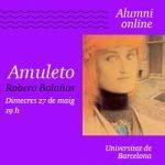 Club de Lectura Alumni · Amuleto