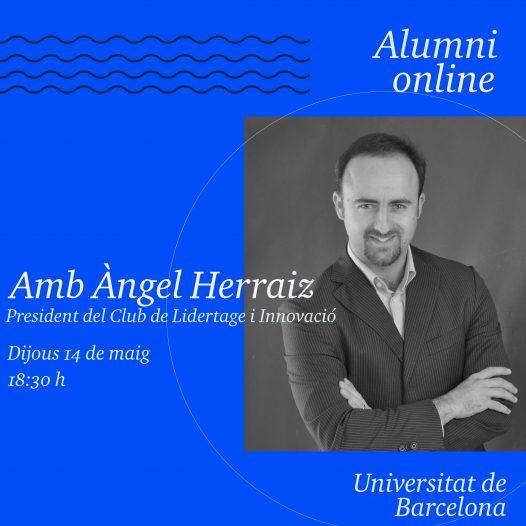 Alumni online · Estratègia: ara més que mai.