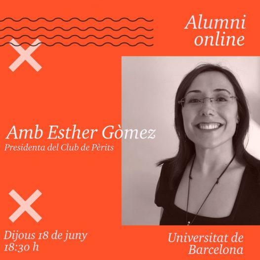 Alumni online · L'entrevista de treball. Comunicació no verbal per a l'èxit