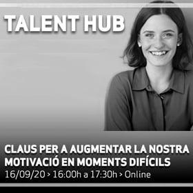 Alumni online · Claus per augmentar la nostra motivació en moments difícils