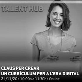 Alumni online · Claus per crear un currículum per a l'era digital