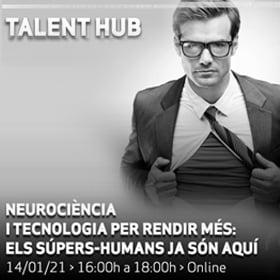 Alumni online · Neurociència i tecnologia per rendir més: els superhumans ja són aquí