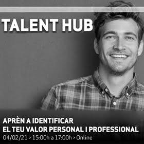 Alumni online · Aprèn a identificar el teu valor personal i professional
