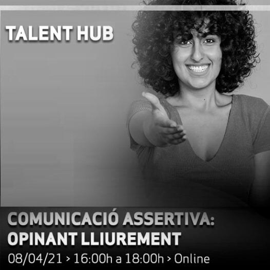 Alumni Online · Comunicació assertiva: opinant lliurement