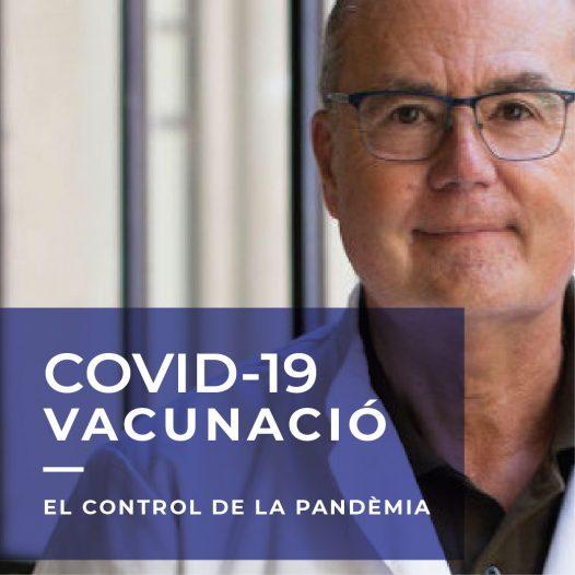 Vacunació de COVID-19: el control de la pandèmia