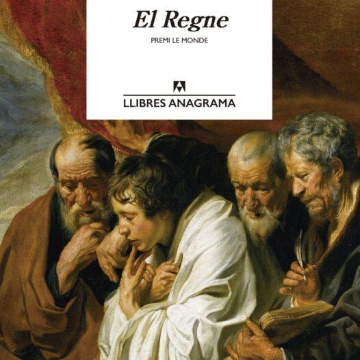 """Club de Lectura – """"El Regne"""", d'Emmanuel Carrère"""