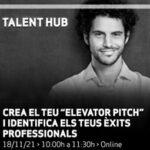 Crea el teu elevator pitch i identifica els teus èxits professionals